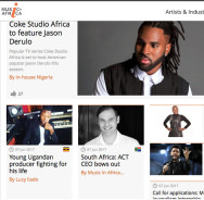 Überarbeitet: Music In Africa