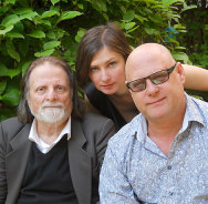 The New Richie Beirach Trio in Hilden