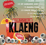 Am 16. Juli in Köln: SummerKLAENG