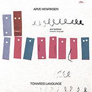 Arve Henriksen – Towards Language (Cover)