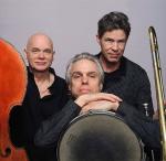 Beim Jazzfestival Willisau: BassDrumBone