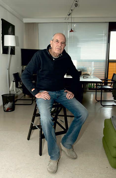 Heinz Sauer (Foto: Lutz Voigtländer)
