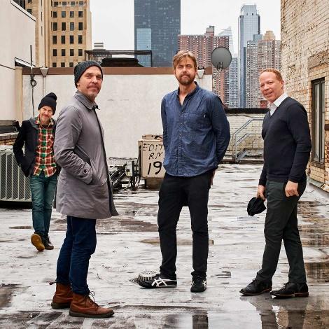 Craig Taborn Quartet (Foto: ECM Records / Bart Babinski)