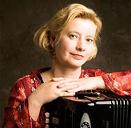 Beim Festival Alpentöne: Maria Kalaniemi