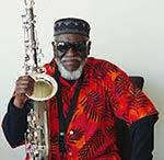 Beim John Coltrane Memorial Concert: Pharoah Sanders