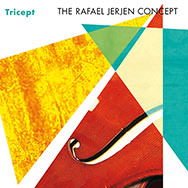 The Rafael Jerjen Concept – Tricept (Cover)
