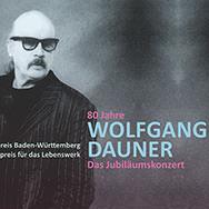 Wolfgang Dauner – Das Jubiläumskonzert (Cover)