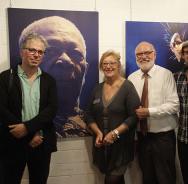 Ausstellungseröffnung Ralf Dombrowski
