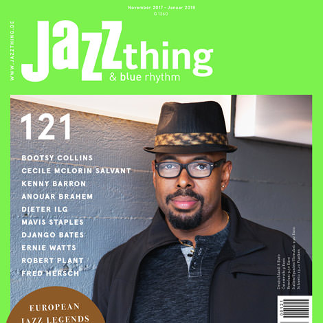 Jazz thing 121 Christian McBride