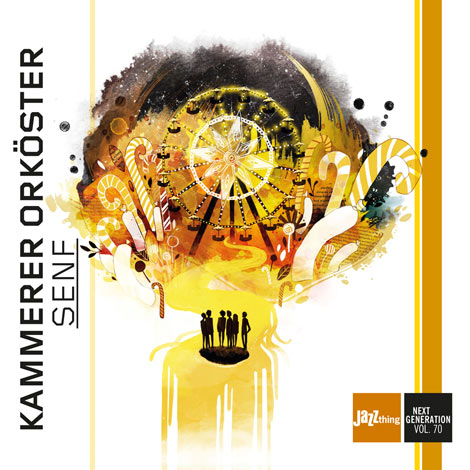 Kammerer OrKöster - Senf (Cover)