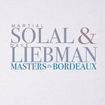 Solal & Liebman – Masters In Bordeaux (Cover)