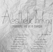 Aesthetic Thinking