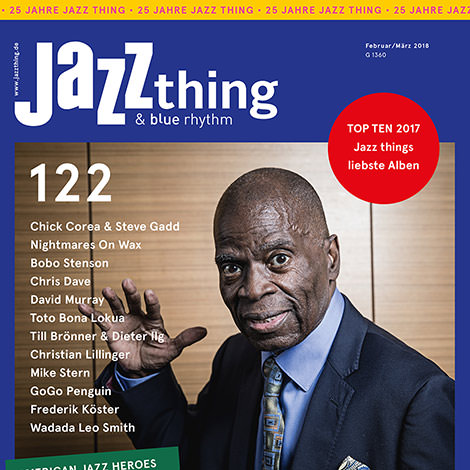 Jazz thing #122 Maceo Parker