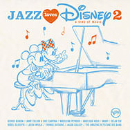 Various Artists – Jazz Loves Disney 2 A Kind Of Magic (Cover)