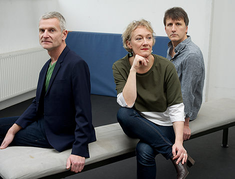 Julia Hülsmann Trio (Foto: Arne Reimer)