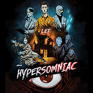 LEF – Hypersomniac (Cover)