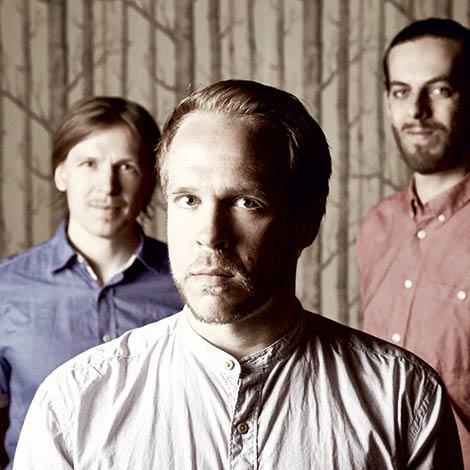 Emil Brandqvist Trio (Foto: Steven Haberland)