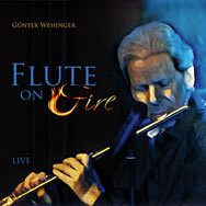 Günter Wehinger – Flute On Fire (Cover)