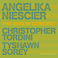 Angelika Niescier – The Berlin Concert (Cover)