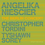 Angelika Niescier – The Berlin Concert (Cover)