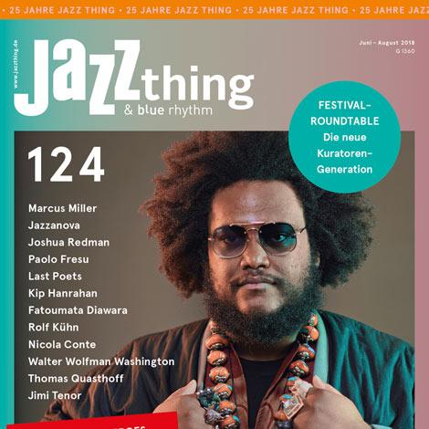 Jazz thing 124 Kamasi Washington