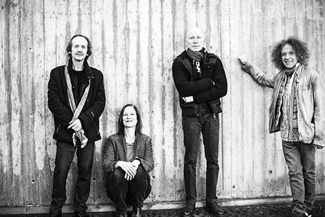 Tarkovsky Quartett (Foto: Caterina di Perri/ECM Records)