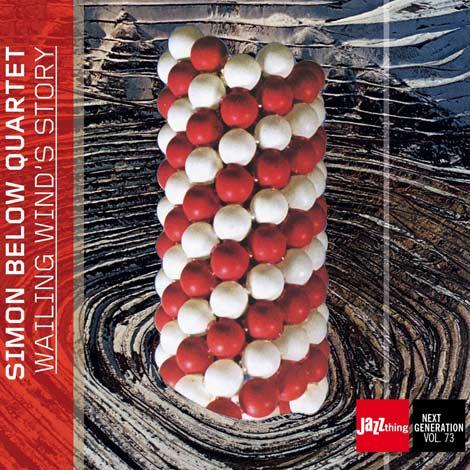 Simon Below Quartet – Wailing Wind's Stories (Cover)