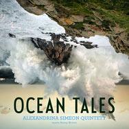 Alexandrina Simeon Quintett – Ocean Tales (Cover)
