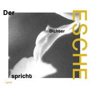 Esche – Der Dichter spricht (Cover)