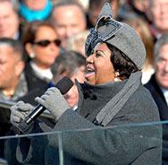 Aretha Franklin 2009