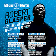 Robert Glasper Residency {Poster}