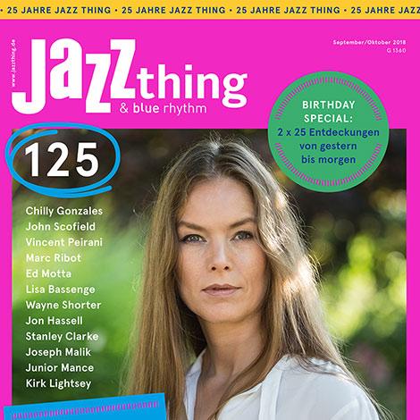Jazz thing 125 Rebekka Bakken