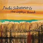 judi-silvano-the-zephyr-band-lessons-learned-cover