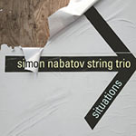 Simon Nabatov String Trio – Situations (Cover)