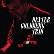 Dexter Goldberg Trio – Tell Me Something New (Cover)