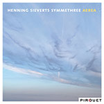 Henning Sieverts Symmethree – Aerea (Cover)