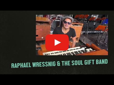 Raphael Wressnig @ 25 Jahre Jazz thing (Screenshot)