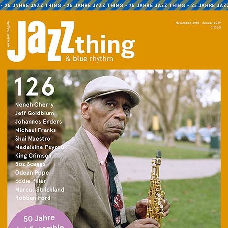Jazz thing 126 Roscoe Mitchell