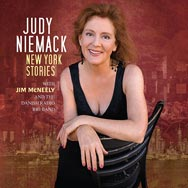 Judy Niemack – New York Stories (Cover)