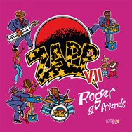 ZAPP – Zapp VII: Roger & Friends (Cover)
