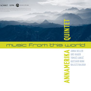 Annamerika Quintet – Music From This World (Cover)