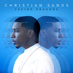 Christian Sands – Facing Dragons (Cover)