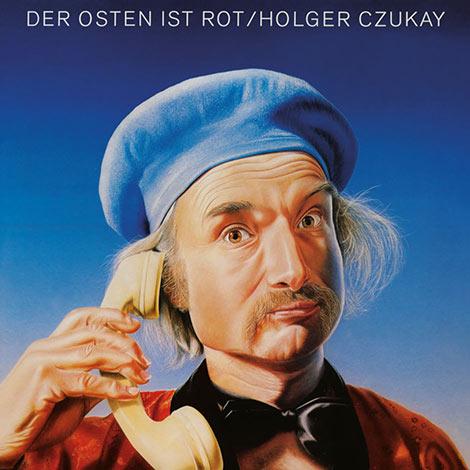 Holger Czukay – Der Osten ist rot (Cover)