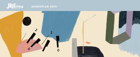 Jahresplan 2020 (Illustration)