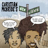 Christian McBride's New Jawn (Cover)