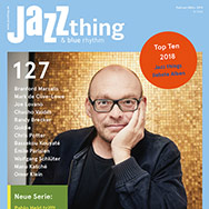 Jazz thing 127 Bugge Wesseltoft (Cover)