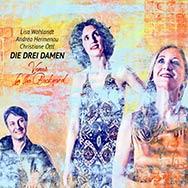 Die Drei Damen – Venus In The Backyard (Cover)