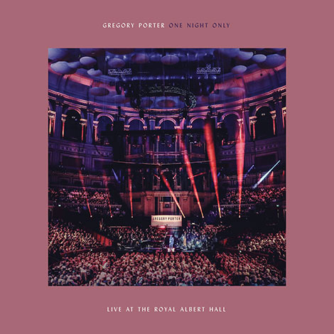 Gregory Porter – One Night Only – Live At The Royal Albert Hall (Cover)