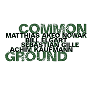 Matthias Akeo Nowak – Common Ground (Cover)