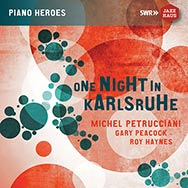 Michel Petrucciani – One Night In Karlsruhe (Cover)